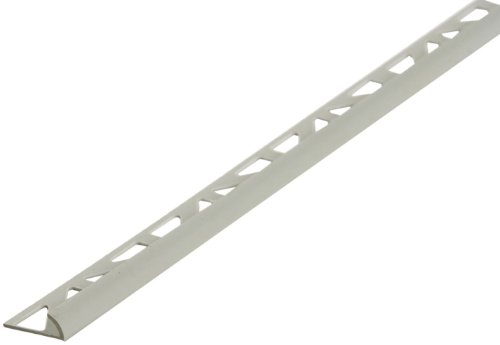 M-D Building Products 73812 1/4-Inch by 96-Inch PVC Tile Caps