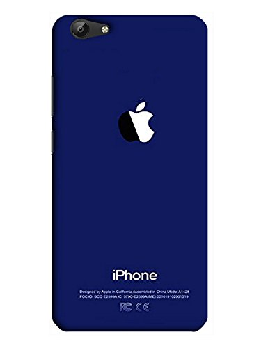 the best attitude 4ab97 0734f TREECASE Printed Back Cover For Vivo Y69: Amazon.in: Electronics