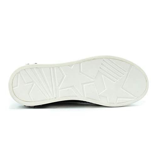 Con Autunno inverno Donna Borchie Da Milano Bianco 06 Sneakers YFIaI7