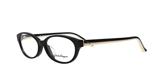 New Salvatore Ferragamo Rx Eyeglasses - SF2700A 001 - Black (54-15-140)