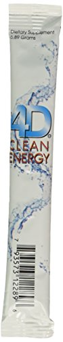 4D Supplements Clean Energy Fruit product image