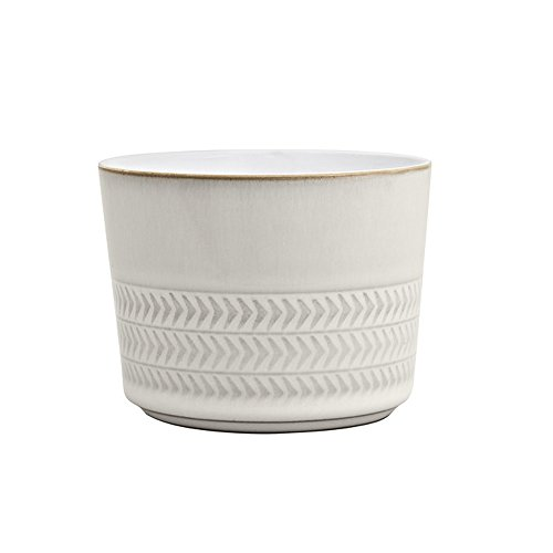 Denby USA Natural Canvas Textured Sugar Bowl/Ramekin