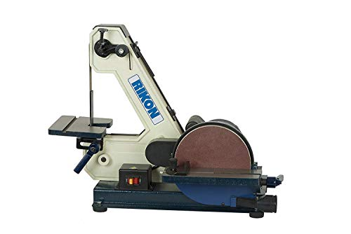 RIKON Power Tools 50-144 1 x 42 Inch Belt / 8-Inch Disc Sander