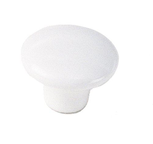 Laurey 1742 Mesa Ceramic 1-1/2-Inch Diameter Knob, - Ceramic Knob Mesa