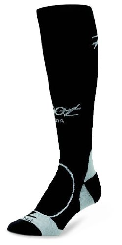 Zoot Men's ULTRA COMPRESSRx M SOCK BLACK 4 by Zoot (Image #1)
