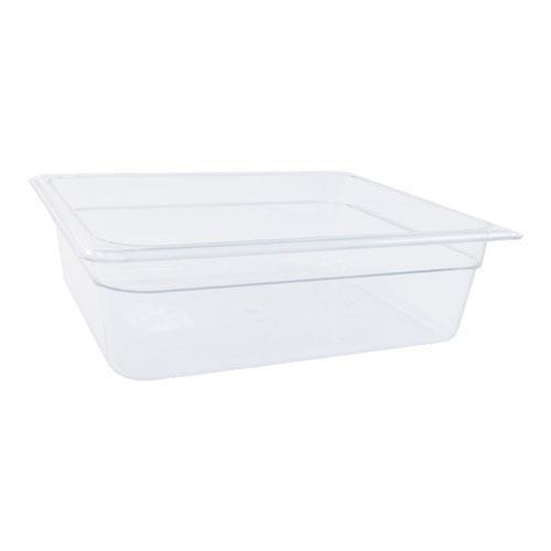 - Cambro - 24CW135 - 1/2 Size 4 in Deep Camwear Food Pan