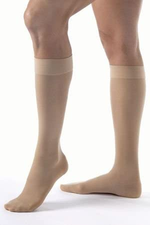 Alimed Ultrasheer 20-30 Knee Closed Toe Classic Black Medium - 1 Pair 31XQbpGasFL
