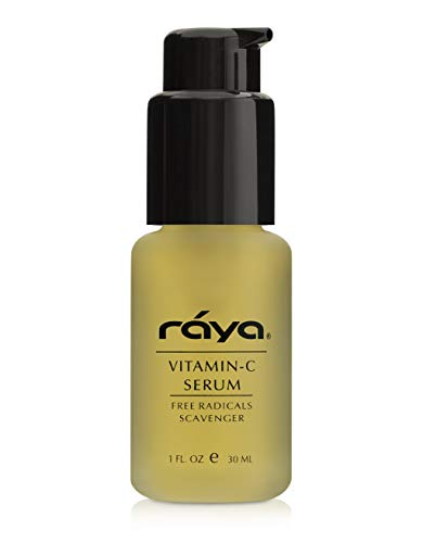 RAYA Vitamin-C Serum (503) | Protective Anti-Aging Facial Treatment for All Skin | Helps Protect From Ultra-Violet Rays | Improves Complexion