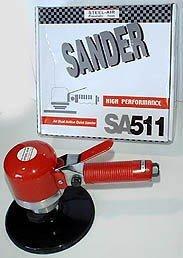 6 Air DA Sander # SA511 by Steel Air