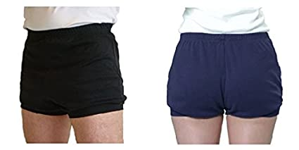 Amazon.com: Pantalones cortos de yoga – Iyengar tipo – M ...