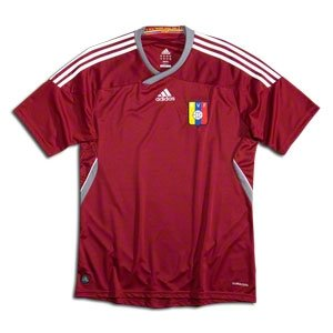Adidas Venezuela Home Soccer Women´s Jersey Camisa de la Vinotinto FVF V39904 - S