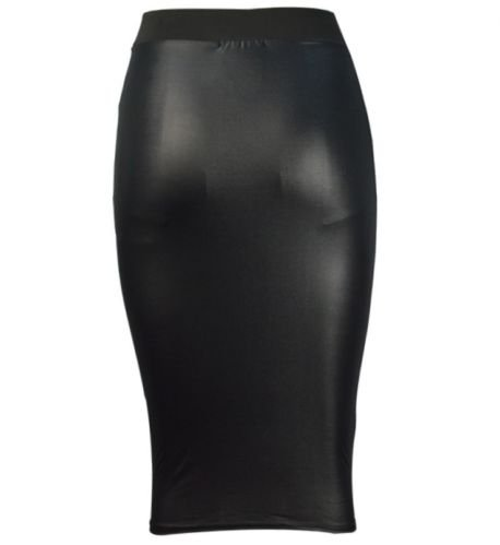 femme Fast bodycon jupes Bleistiftr cke pour mouill dlivrs fashion effet awHOBw0Tq
