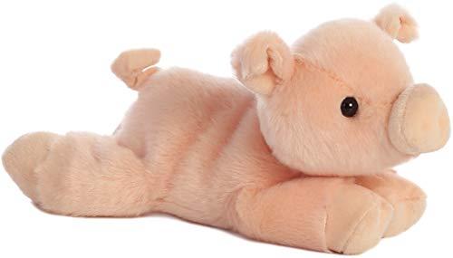 Aurora Percy Pig Mini Flopsie, 8 #34;