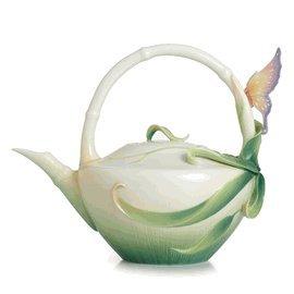 Franz Peace & Harmony Bamboo Teapot