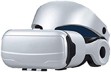 3Dバーチャルリアリティヘルメットメガネ、ポータブルヘッドマウントARスマートブルーレイゴーグル、利用可能なHD出力パノラマ近視は、