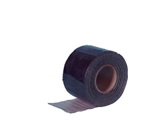 (EternaBond EB-RB040-50R Roof Seal, Black,  4 Inch X 50 Feet)