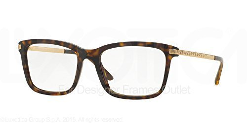 VERSACE Eyeglasses VE 3210A 108 Havana 55MM