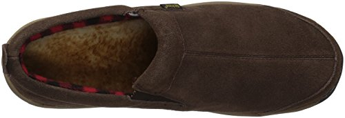 Old Friend Men's Adirondack Moccasin, Chocolate Brown, 12 M US by Old Friend (Image #8)