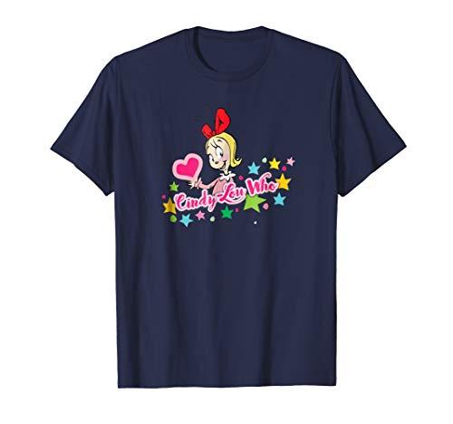 Dr. Seuss Sweet Cindy-Lou Who T-shirt