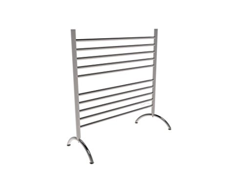 "Amba Solo 33"" Freestanding Heated Towel Bar"