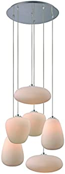 Trans Globe Lighting PND-1012 6-Light Pendant