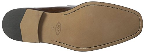 Tods Mens Dress Loafer Cacao