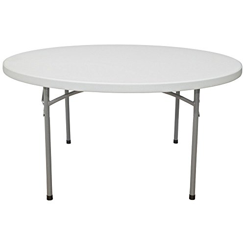 National Public Seating BT Series 60 in. Round Folding Table