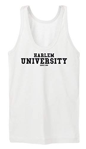 Harlem University Tanktop Girls Bianco Certified Freak