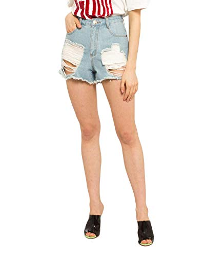 BY Jeans Donna Short HEACH SH SILVIAN RNP18027SH Light vUqw1Oad