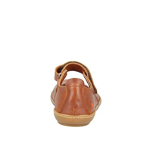 1293 Zapatos kio Marron Memphis Art Cuero pnq5wn1HT
