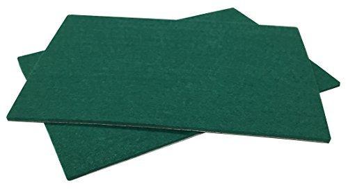 Shepherd Hardware 9427 4-1/2-Inch x 6-Inch Medium Duty, Self-Adhesive Felt Blankets, by Shepherd Hardware
