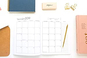 Pretty Simple Planners Weekly and Monthly Planner and ...