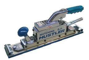 Vacuum Assist/Dust Free Hustler Straight Line Air Sander
