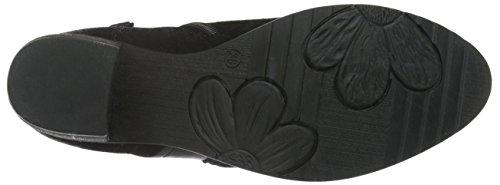 Mjus 644203-0103-6002, Zapatillas de Estar por Casa para Mujer Negro - negro