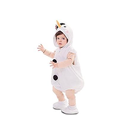 Disfraz de Muñeco de nieve para bebé: Amazon.es: Juguetes y juegos