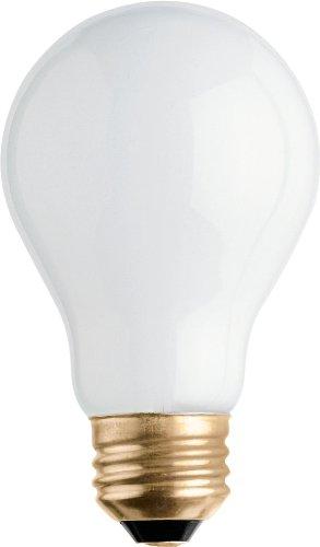 Westinghouse 3680100, 72W A19, E26 Med Base Soft White 1000Hr 1120V Halogen Light Bulb, 6-Pk