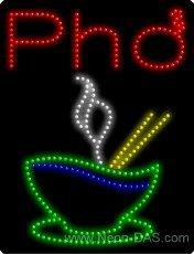 Pho LED Sign 26 x 20