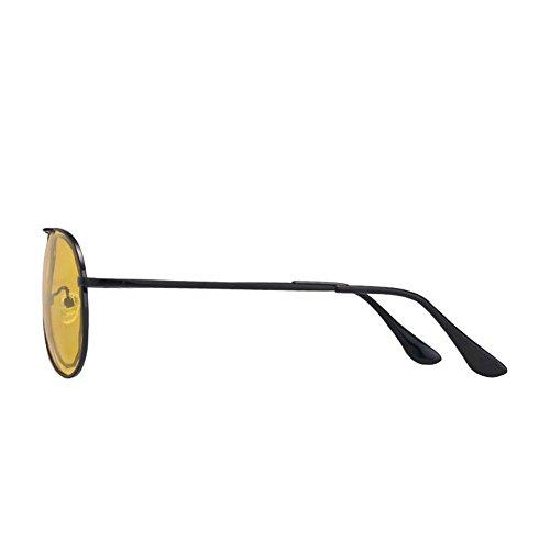 Color Sol de 3 de polarizadas 1 Gafas DT para Espejo Nocturna Gafas de Conducción Gafas Gafas Hombres Visión ZYOFYnf