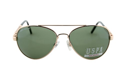 us-polo-association-greenwich-sunglasses-gold-frame-green-polarized-lenses-70-19-128