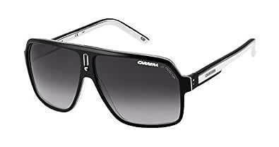 Carrera CARRERA 27 CARRER27XSZ629O Rectangular SunglassesBLKCRWHGY62 mm
