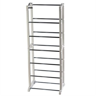 narrow shoe rack Narrow Space Shoe Rack / Holder / Organiser / Stand   Holds Up to  narrow shoe rack