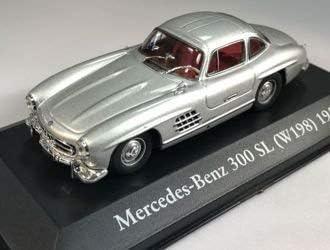 Ex Mag Mercedes Benz 300 Sl Gullwing 1954 Modellauto Spielzeug