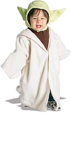 Morris Costumes Ru11613T Costumes/Childrens/Toddlers Yoda Toddler 12-24