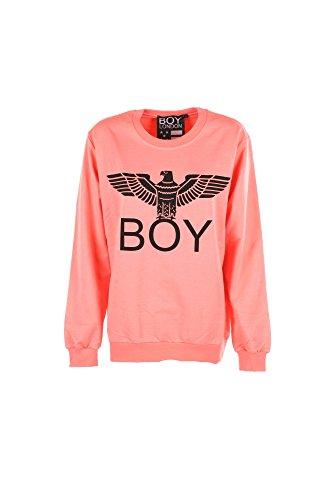 Felpa Donna Boy London S Rosa Bl1012 Primavera Estate 2018