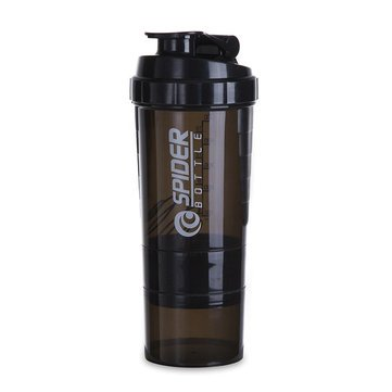 Water Bottles - Bikight Bicycle Water Bottle Protein Powder Shaker Bottle Milk Shake Bpa Free - Milk Shake Bottle Bottles Girl Shaker Camp Blender ProteinStrainer Pack Lagute - (Federal Cocktail)