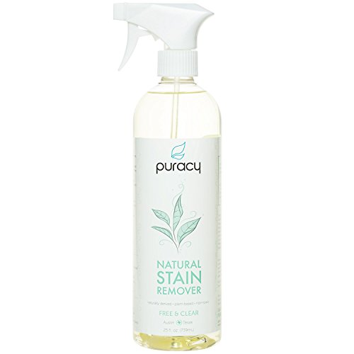 Puracy Natural Laundry Stain Remover Enzyme Based Spot