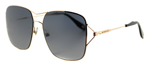Givenchy - GV 7004/S, Oversize, metal, women, GOLD COPPER/GREY SHADED(DDB/HD), - Oversized Givenchy