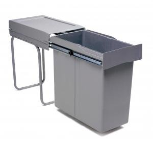 Pull-out Kitchen Waste Bin 40 Litres