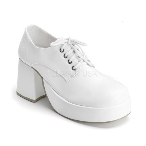Funtasma Men's Jazz 02 Platform (Disco Footwear)