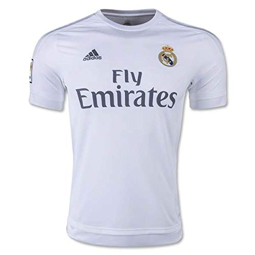 adidas Mens Real Madrid Home Replica Soccer Jersey Xx-Large